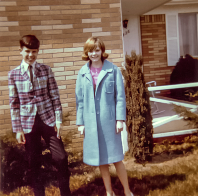 1966 - First Girlfriend!