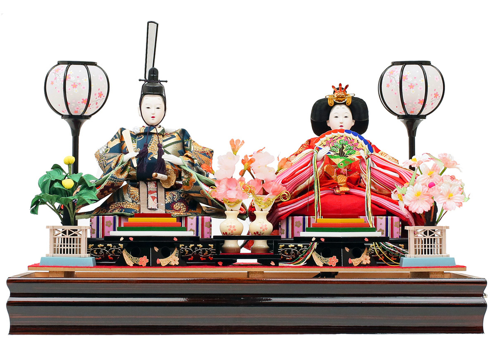 Odairisama Doll Set from 工房天祥 on Rakuten.