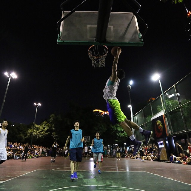 From Guangzhou to Hawaii, love of the game is global.  Show us where you are playing this summer with  #ALLFORTHEGAME .