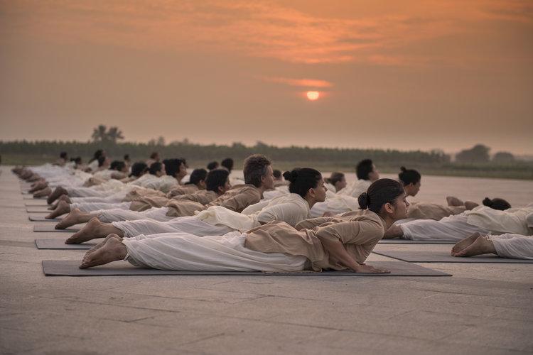 Surya Namaskar & Surya Kriya Yoga