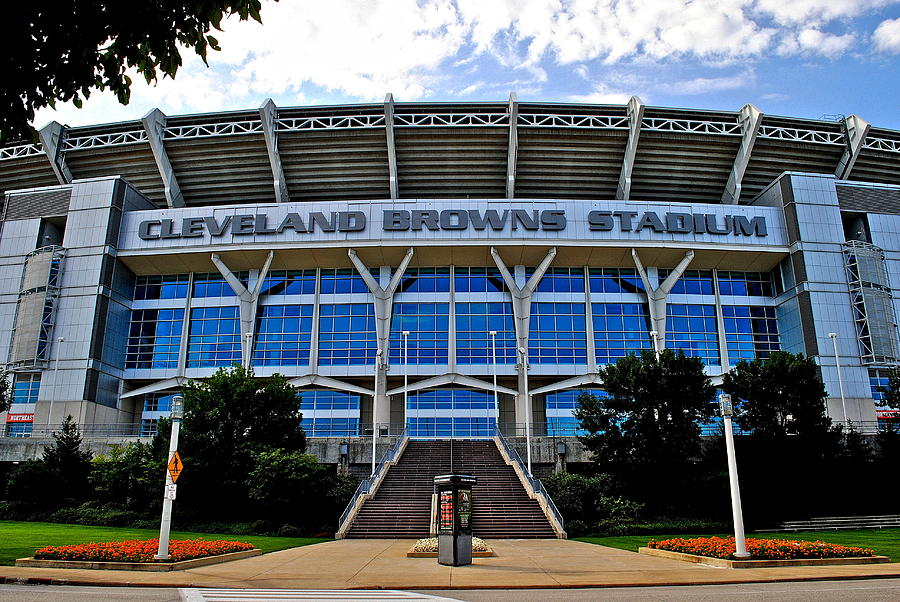 Cleveland Browns Stadium 1