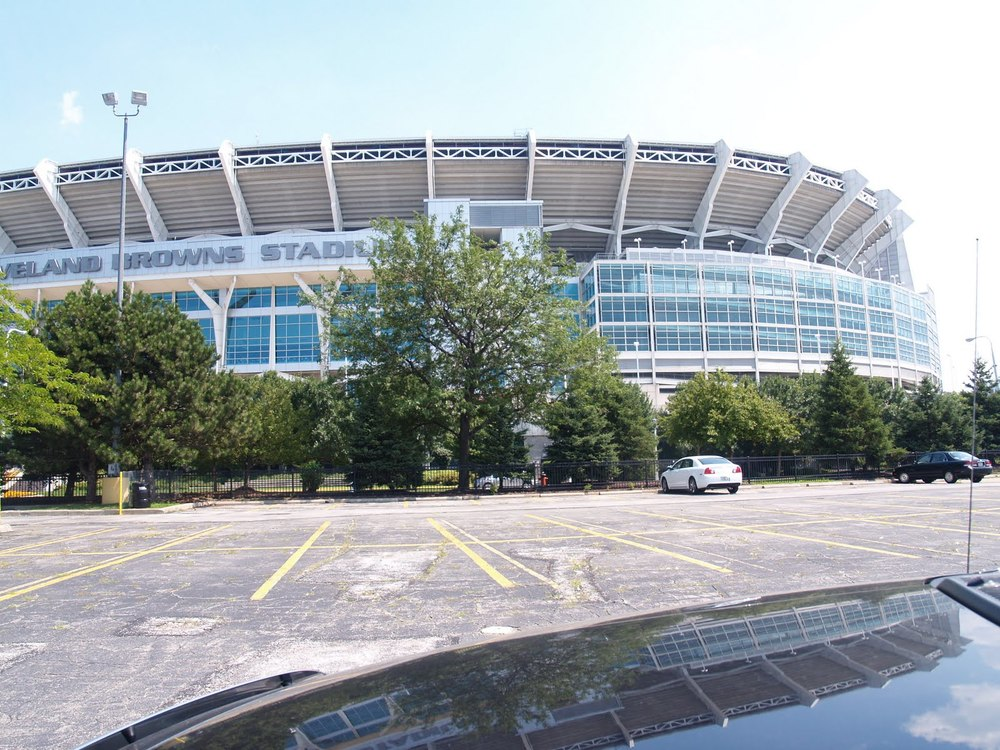 Cleveland Stadium 3