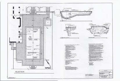 Pool Plan