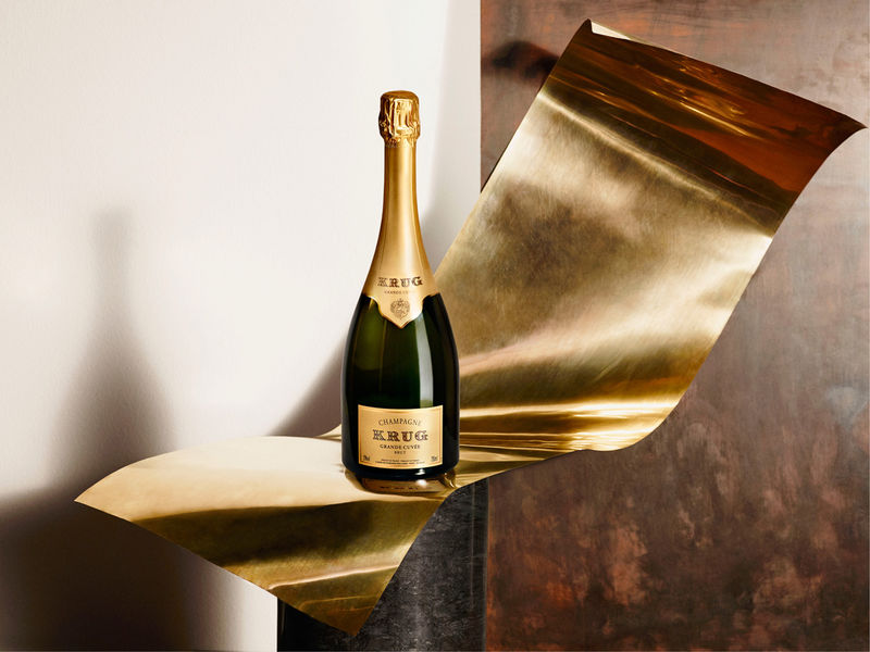 krug's champagne-playlist pairing