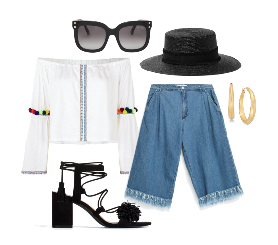 This is your brunch kind of style outfit that you can wear day or night is perfect either way! Don't forget to do some tourism if you visiting Crete and check out the beautiful Konossos Palace.