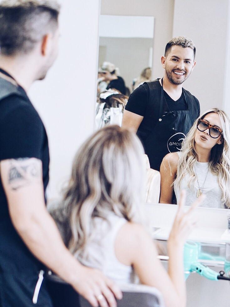 Adrian Torres Hairstylist & Balayage specialist