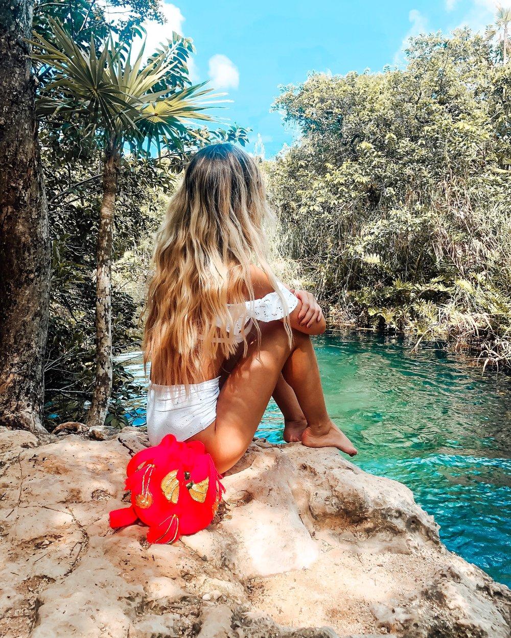Cenote Escondido