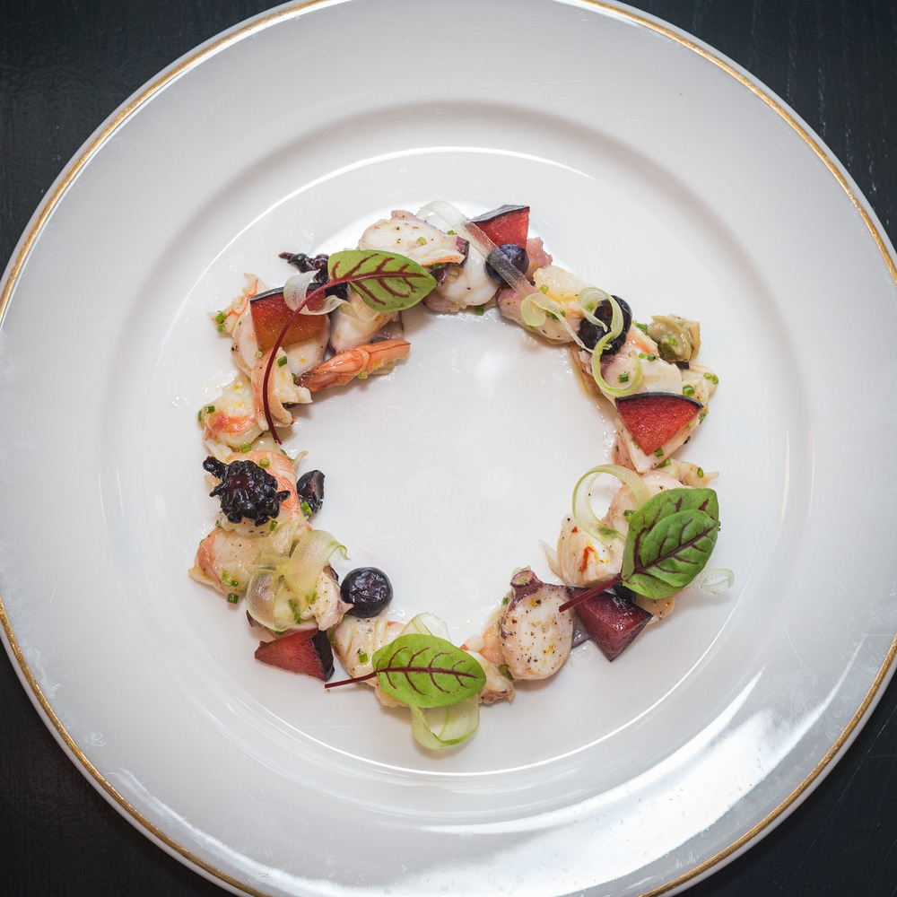 Chilled Seafood Salad