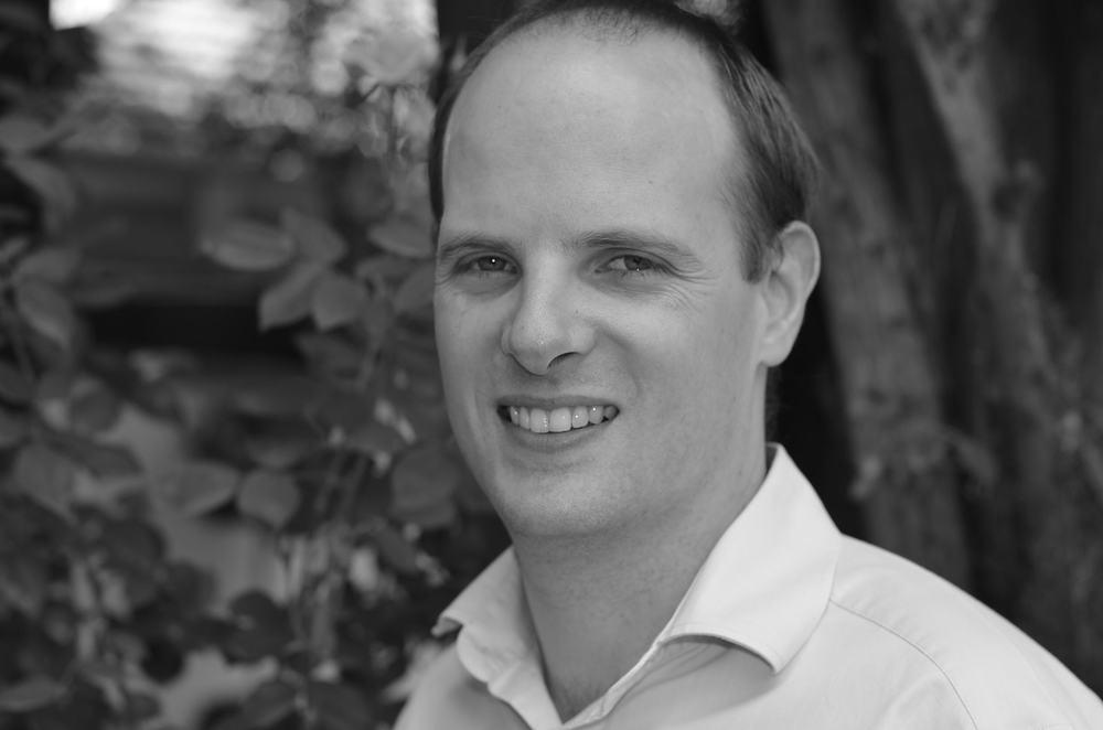 James Johnston, CEO, co-founder, client liaison