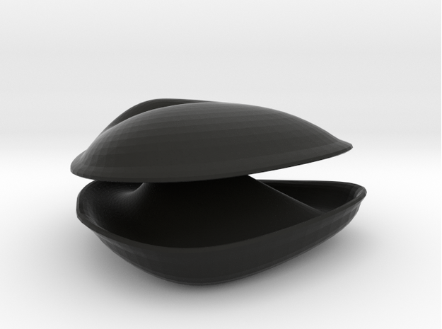 3D printed Oyster. An opportunity too good to miss. Image Source - www.shapeways.com