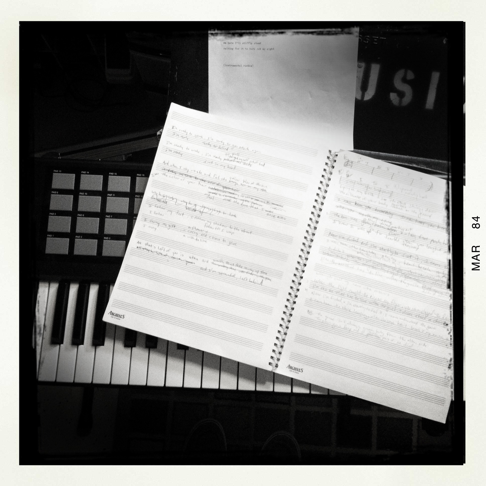 songwriting photo 2