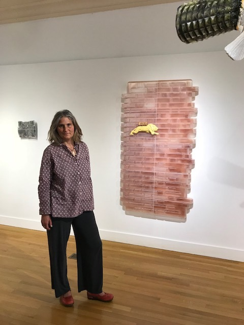 Marie-Claude Giroux - is an Artist, Teacher, Musician, Author, Curator and Co-Owner of the Thompson Giroux Gallery in Chatham, NY.It is my intention to dispel the myth that creativity lies only in the exceptional and the genius. It is my belief that creativity is a birthright for all humans.