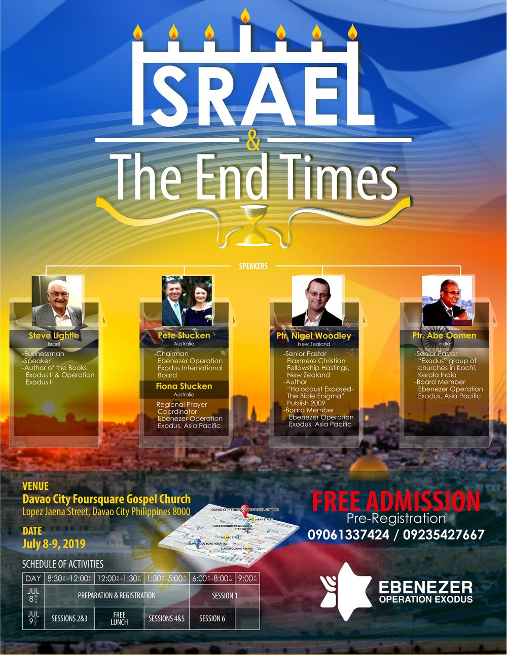 ISRAEL AND THE END TIMES Davao City.jpg