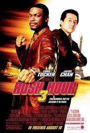 Rush Hour 1, 2, & 3
