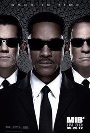 Men in Black 1, 2, & 3