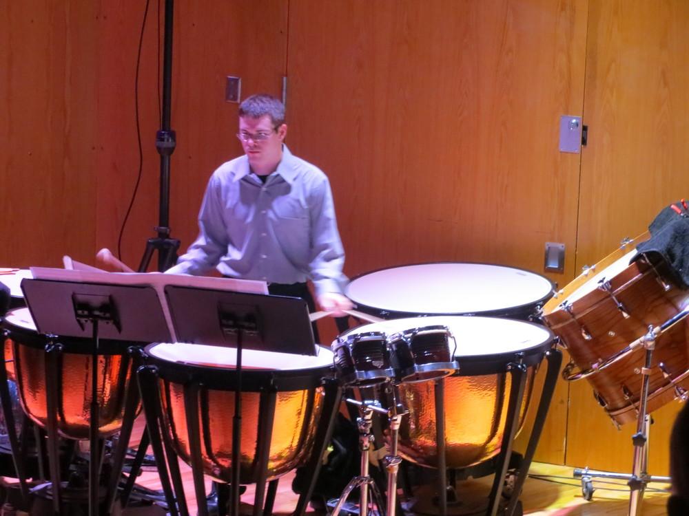 Performing Dimitris Papadimitriou's  Popular Greek Suite