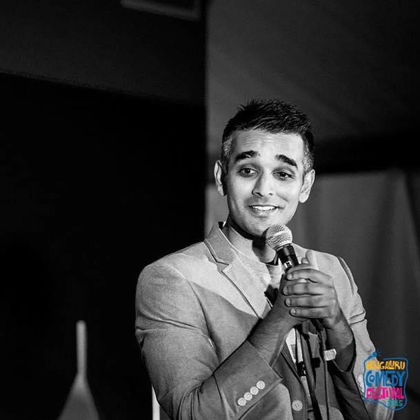 Sanjay Manaktala SANJAY MANAKTALA Desi Comedy Fest