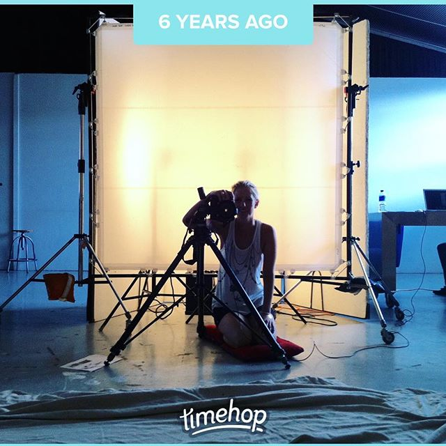 Dramatic behind the scenes time hop shooting for @timialaere #bts #fashion #studio #timehop #photographer 📷