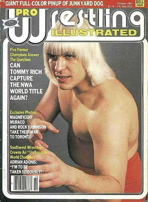 Did the Battle of Atlanta ruin Tommy RIch's career?