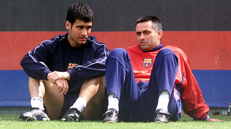 Pep and Jose, the prequel