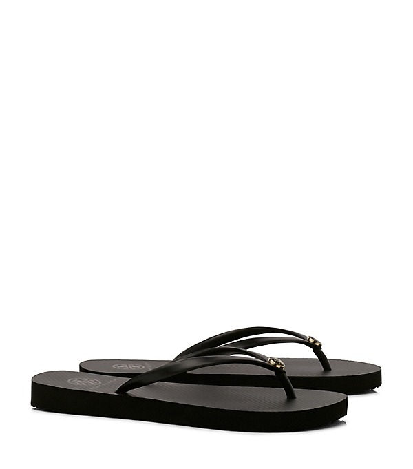 Tory Burch Thin Flip Flops $50
