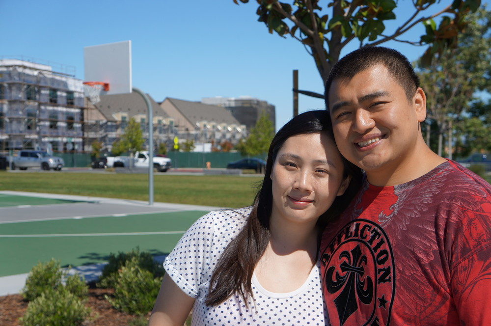 San Francisco native Brian Lee and wife moving to San Mateo