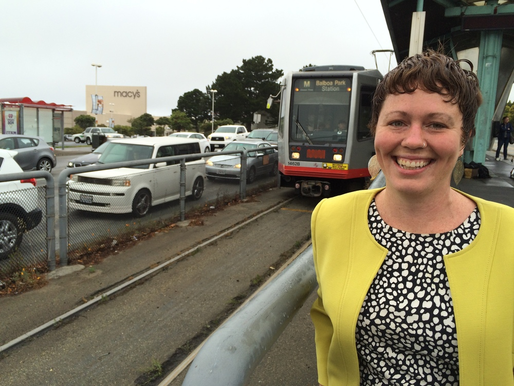 Liz Brisson's bold tunnel project for the M-line on the westside will give Muni a real, end-to-end subway.