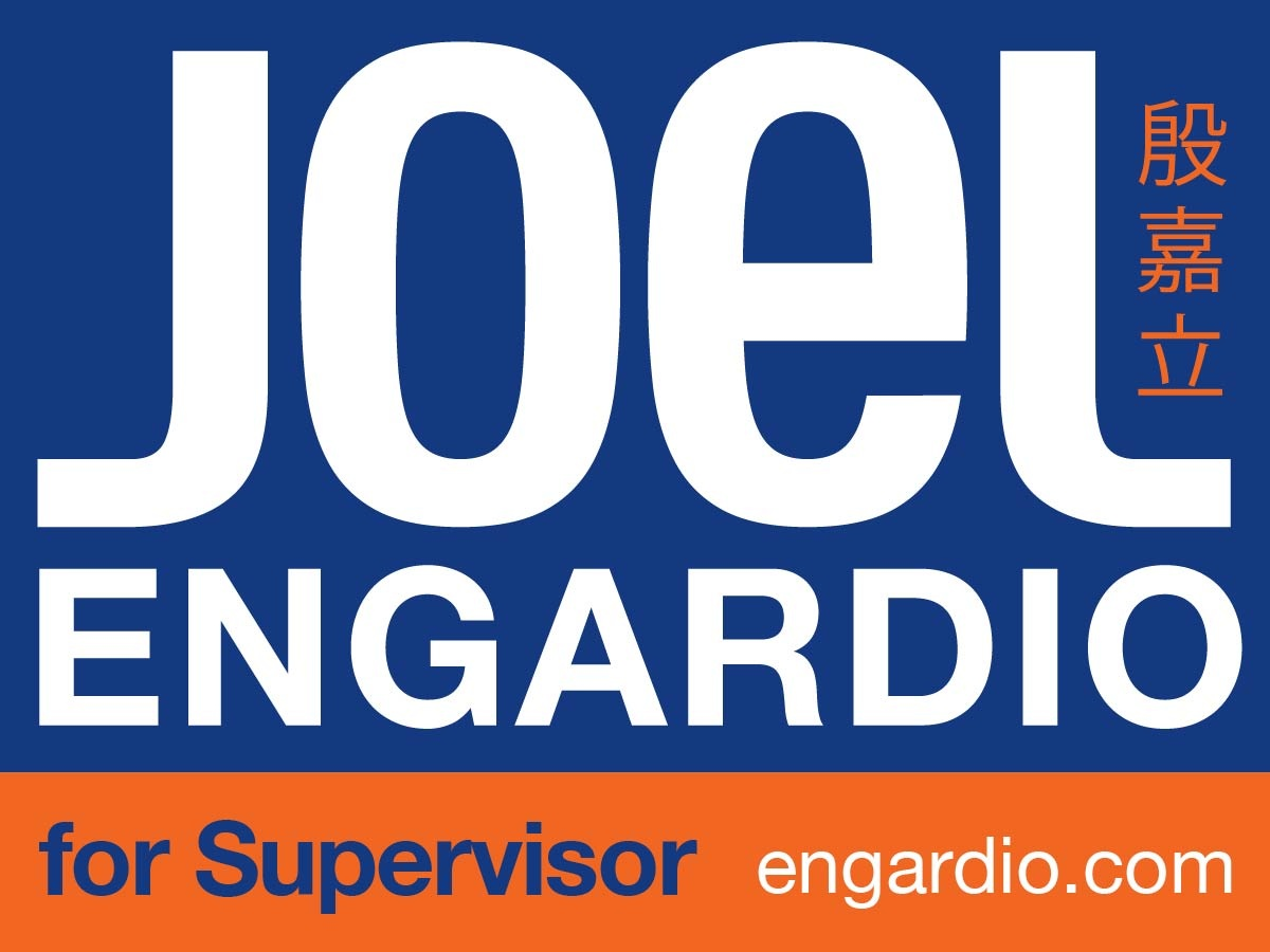 Joel Engardio for Supervisor
