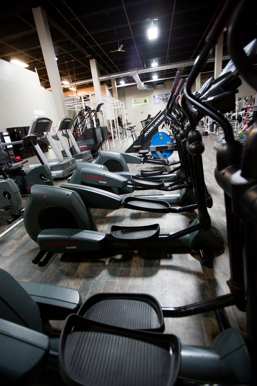 Ellipticals, Stair Climbers, Treadmills and more!