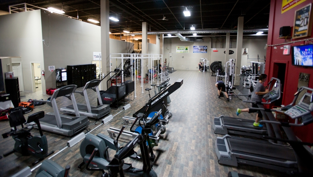 Many different areas are available for you in our facility! Come on by and check it out!
