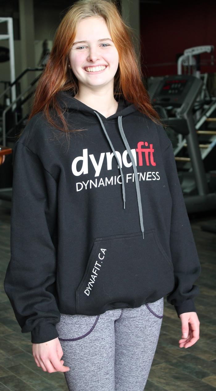 Dynafit Hoodie-Black