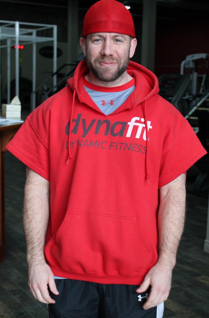 Dynafit Short Sleeve Hoodie- Red
