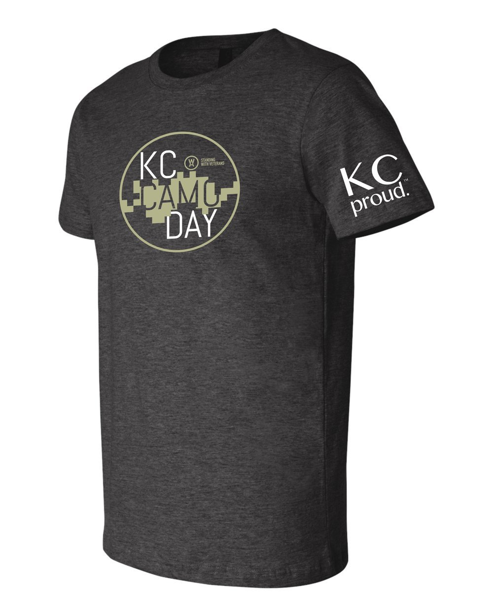 KC Camo Day T-Shirt  $25