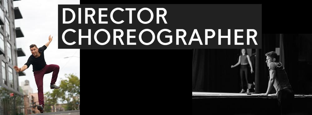 Justin Boccitto  - Theatre, Film, Music, Dance   Director, Choreographer, Teacher   Design by  REDO U Web Design