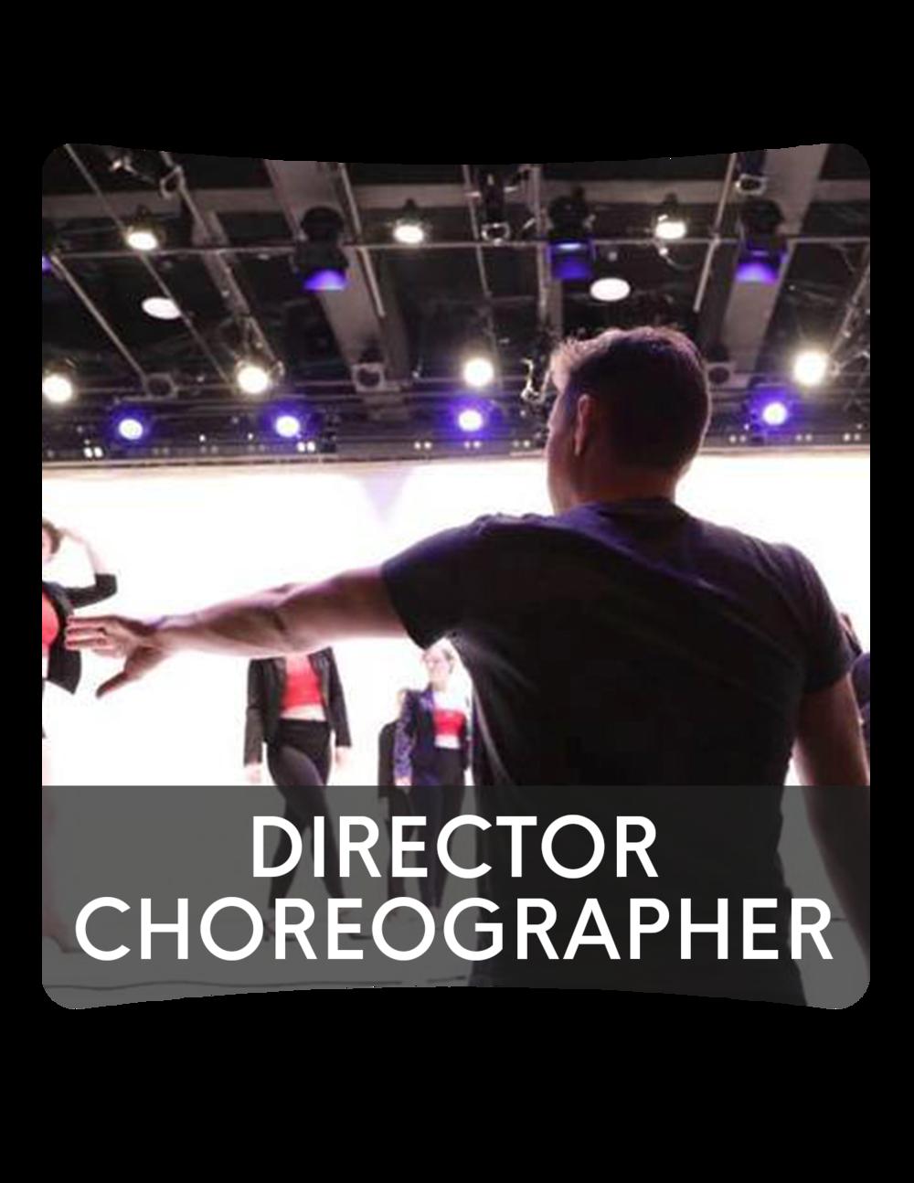 Justin Boccitto  - Theatre, Film, Music, Dance | Director, Choreographer, Teacher | Design by  REDO U Web Design