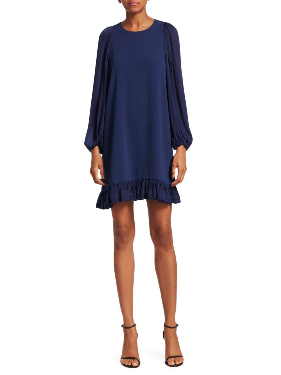 Halston Heritage - Blouse Dress
