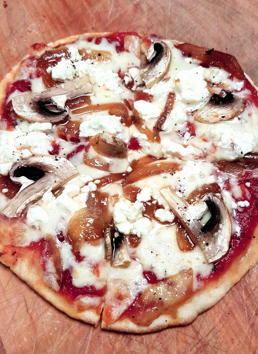 pizza mush carm on goat.jpg