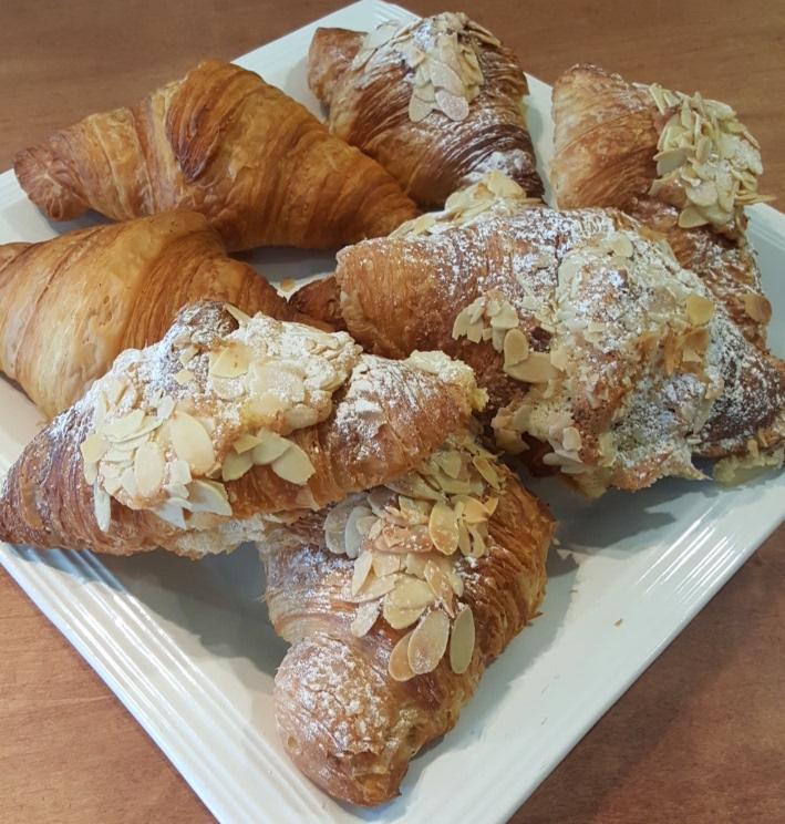 croissants - plain & almond.jpeg