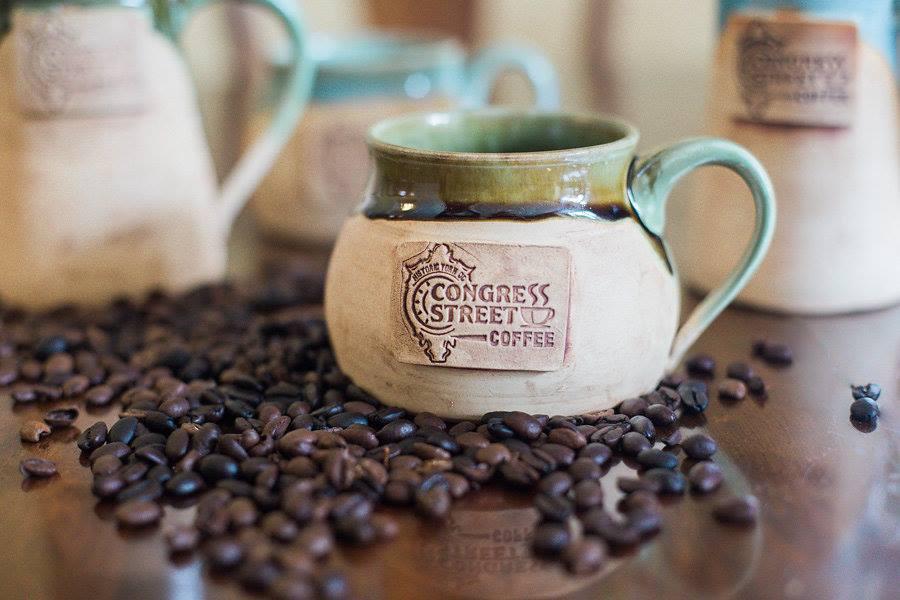 Photo courtesy Congress Street Coffee