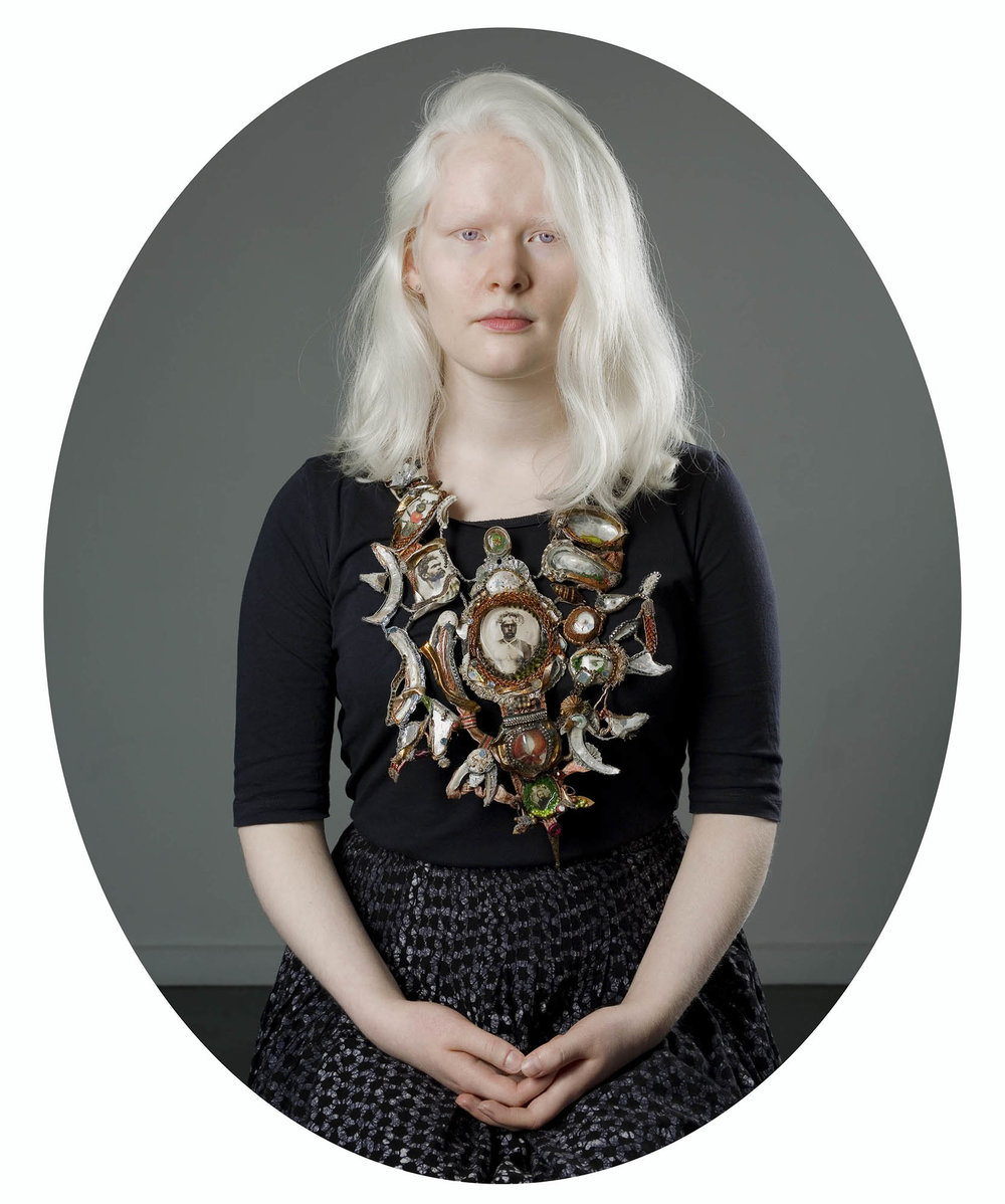 Current; Olive Cotton Award for Photographic Portraiture