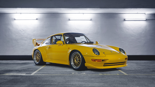 Inventory  Porsche 911 993 RS CUP  Classicsracer