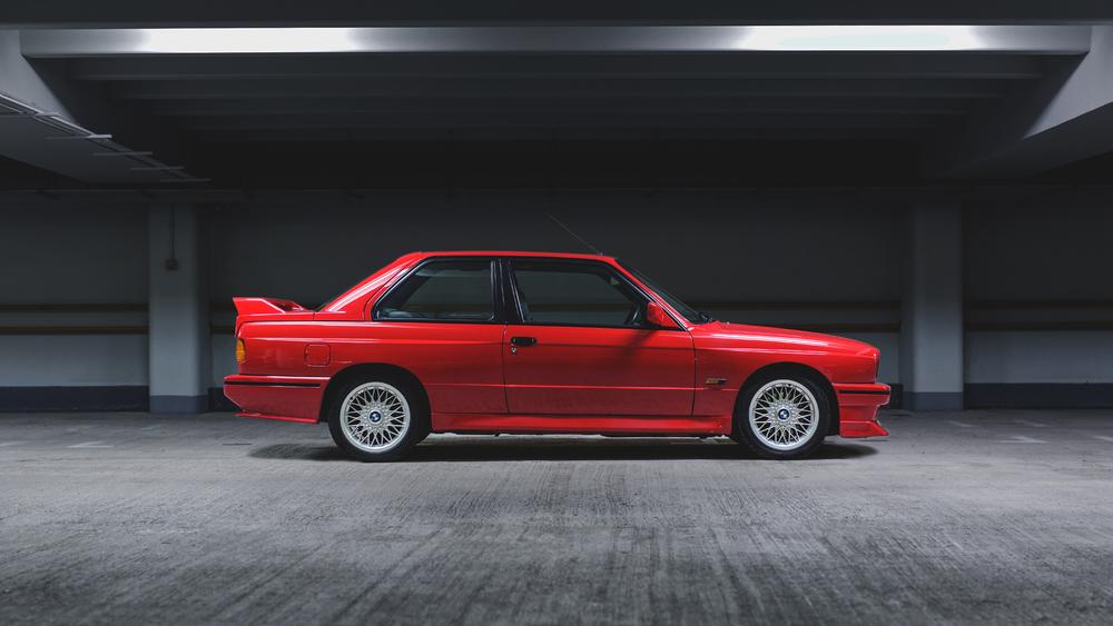 Inventory - BMW M3 Evo II — Classicsracer