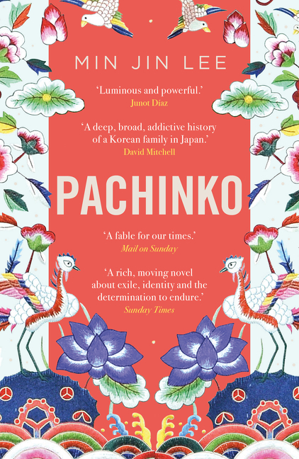 pachinko by min jin lee - A victorian epic transplanted to Japan, following a Korean family of immigrants through eight decades and four generations. Longlisted for the National Book Award. Yeongdo, Korea 1911. A club-footed, cleft-lipped man marries a fifteen-year-old girl. The couple have one child, their beloved daughter Sunja. When Sunja falls pregnant by a married yakuza, the family face ruin. But then a Christian minister offers a chance of salvation: a new life in Japan as his wife. Following a man she barely knows to a hostile country where she has no friends and no home, Sunja's salvation is just the beginning of her story.