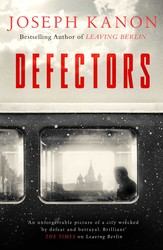 Defectors - Joseph Kanon has been compared to the great Le Carre, I think this is a bit of a stretch but he does do a very good rollicking spy story.Set in the Soviet Union it is the story of an American defector who decides to defect back to the USA. But it's not as simple as this. Came out a couple of years ago we have a copy in the store if you are looking for a quick exciting read.