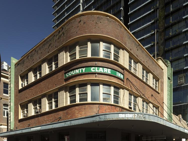 追朔歷史價值的建築再造:雪梨 The Old Clare Hotel