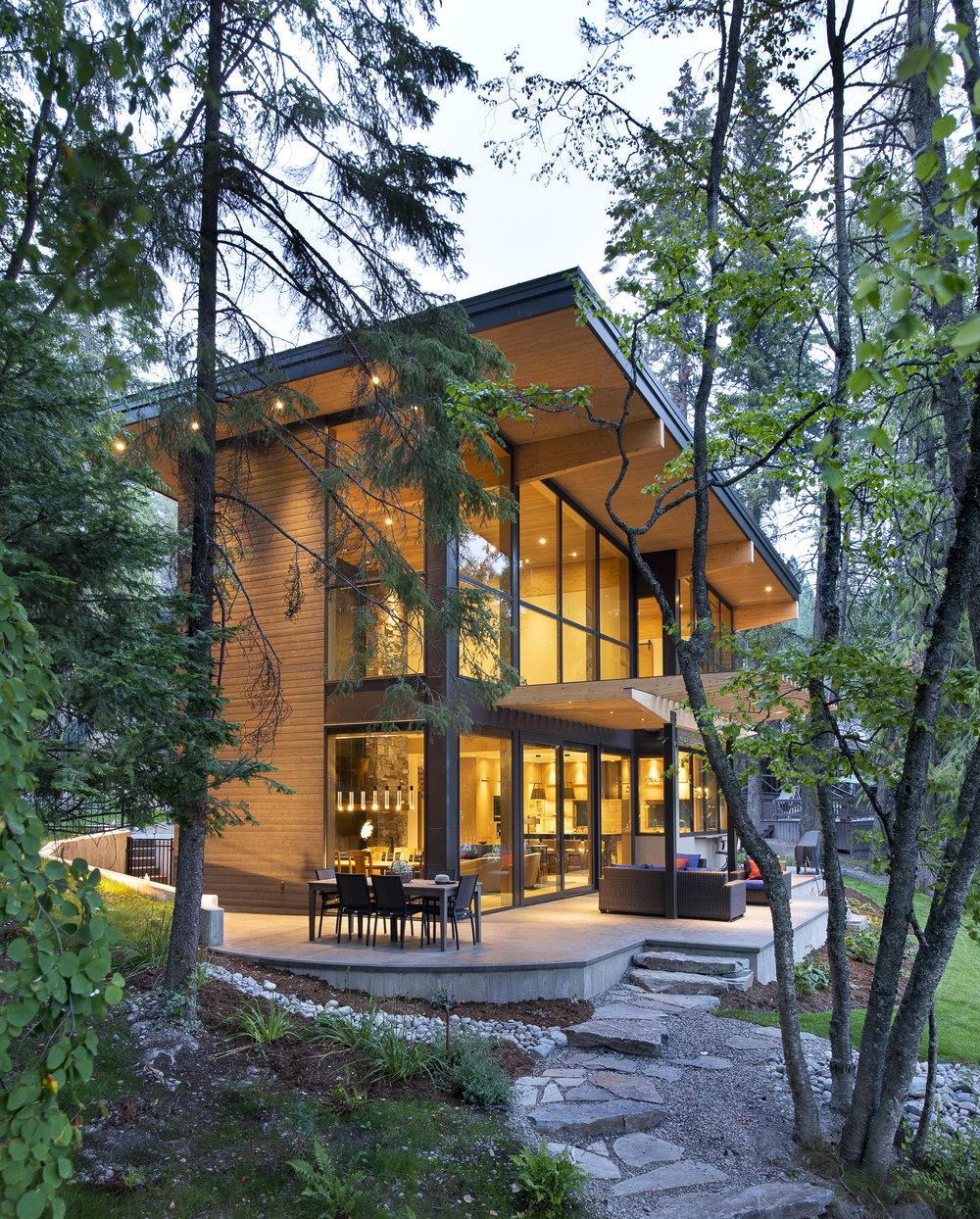 Whitefish Cabin