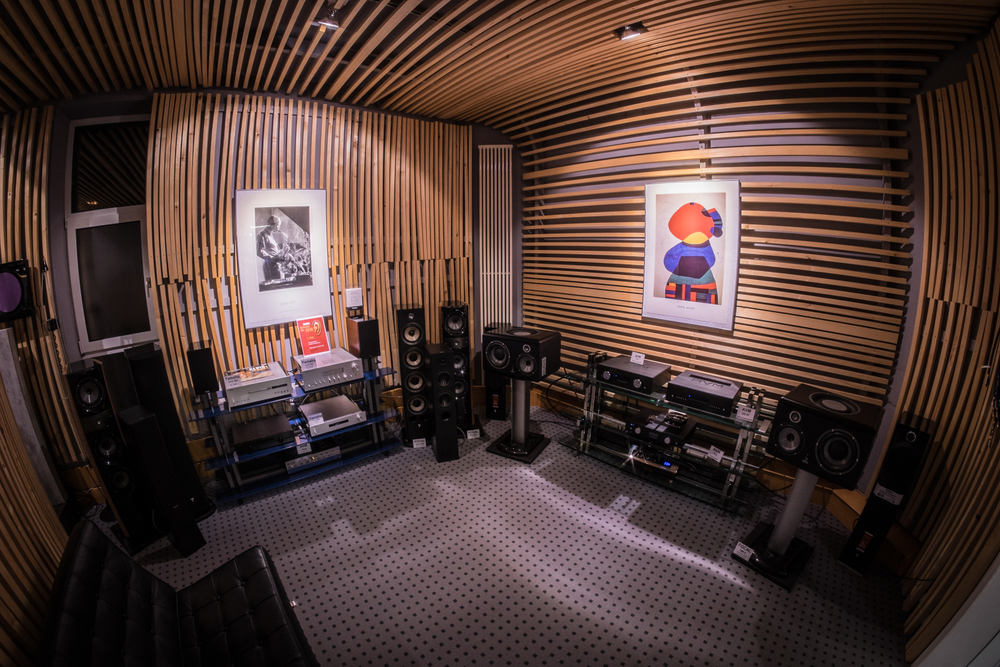 highend hifi studio