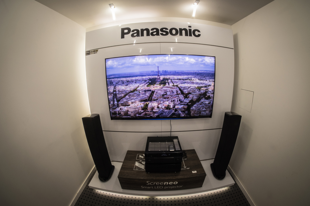 panasonic tv & audio