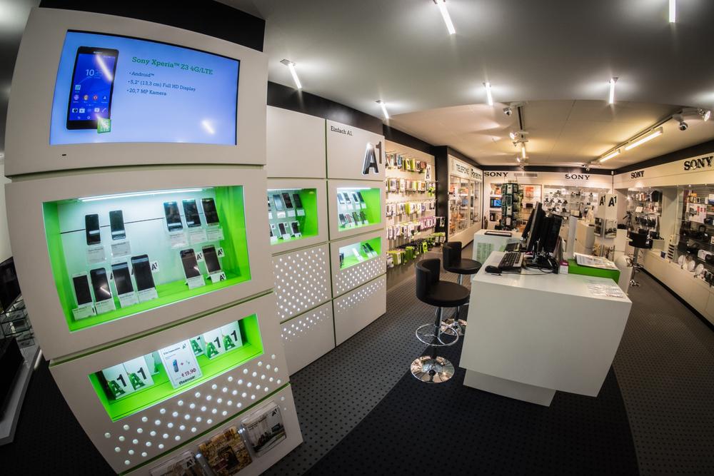 Telekom A1 Shop Oberndorf