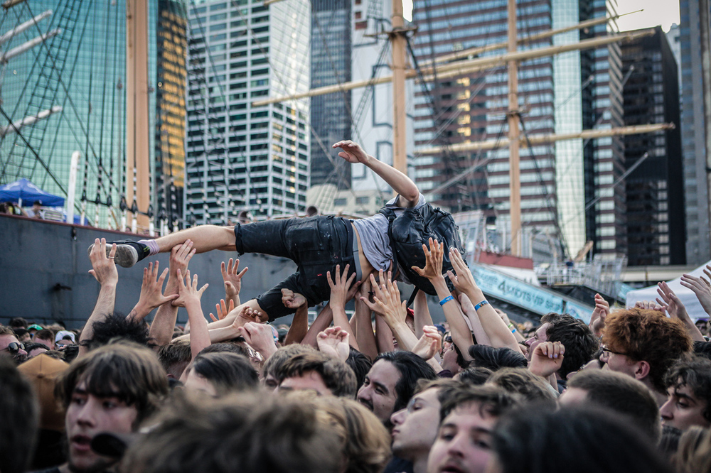 4 Knots Festival, NYC